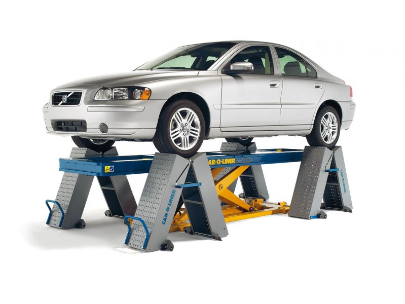 Collision Repair Equipment  CarOLiner